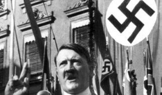Im Dritten Reich wurde am 20. April Führergeburtstag gefeiert. (Foto)