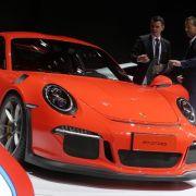 Jeder dritte Porsche in China geht an eine Frau (Foto)