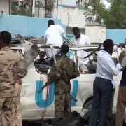Sieben Tote bei Anschlag auf Unicef-Bus in Somalia (Foto)