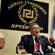 Griechenland: Prozess gegen Goldene Morgenröte vertagt (Foto)