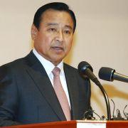Südkoreas Premierminister bietet Rücktritt an (Foto)