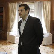 Gazprom-Chef trifft Tsipras in Athen (Foto)