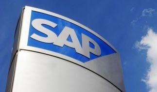 Gewinneinbruch trübt Jahresauftakt von SAP (Foto)