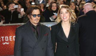 Sind Johnny Depp und Amber Heard bereits getrennt? (Foto)