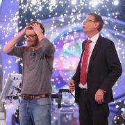 917.000 Euro: Berliner knackt Jauchs Mega-Jackpot (Foto)