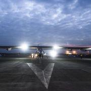 Sonnenflieger auf 1200 Kilometer langer Etappe über China (Foto)