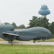 """Neues Millionengrab? Jetzt kommt Drohne """"Triton"""" (Foto)"""