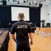 Auschwitz-Prozess in Lüneburg begonnen (Foto)