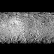 Mysteriöse Flecken auf Zwergplanet Ceres (Foto)