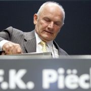 Studie: Rekordvergütung für VW-Chefkontrolleur Piëch (Foto)