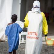 Ärzte: Weltgemeinschaft hat bei Ebola-Epidemie versagt (Foto)