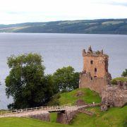Finden Google-Kameras das Ungeheuer Loch Ness? (Foto)
