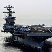 Medien: USA verstärken wegen Iran Flottenpräsenz vor Jemen (Foto)