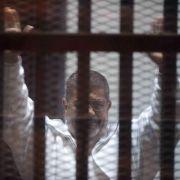 20 Jahre Haft für Ägyptens Ex-Präsident Mursi (Foto)