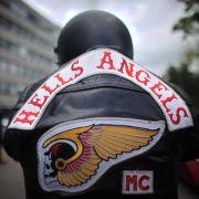 Razzia bei den «Hells Angels» (Foto)