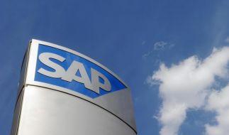 Starker Dollar gibt SAP Aufwind (Foto)
