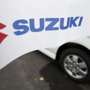 Suzuki Motor ruft zwei Millionen Autos zurück (Foto)