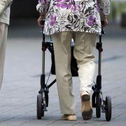 Lebenserwartung steigt weiter (Foto)