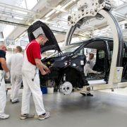 VW prüft bei Baustelle Billigauto Kooperation in China (Foto)
