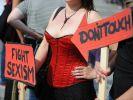 Sexismus-Trolle im Netz