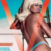 "Im ""V-Magazine"": Rihannas pralle Popo-Show (Foto)"