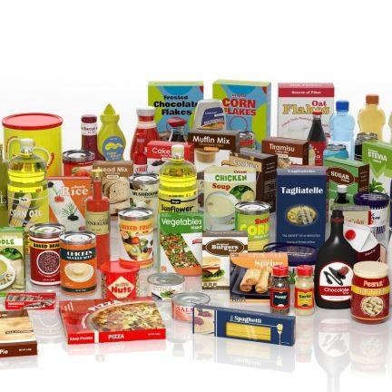 Die giftigsten Verpackungen alltäglicher Lebensmittel (Foto)
