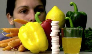 Vitamintabletten sind nicht wirklich gesund. (Foto)