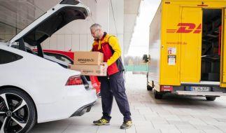 Amazon, Audi und DHL testen Zustellung in den Kofferraum (Foto)