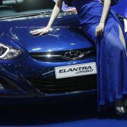 Hyundai kann Gewinnrückgang eindämmen - Umsatz sinkt (Foto)