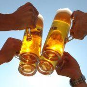 Bierkonsum 2014 leicht gestiegen (Foto)