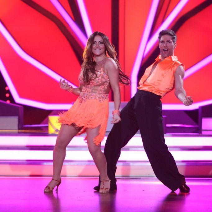 """Mogelt sich Enissa Amani auch bei """"Let's Dance"""" ins Finale? (Foto)"""