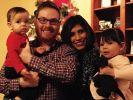 Auf diesem Bild noch glücklich vereint: Natali Castellanos-Tyler, Craig Tyler und ihre beiden Kinder. (Foto)