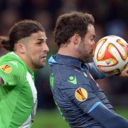 Das Wunder bleibt aus: Wolfsburg - Neapel nur 2:2 (Foto)