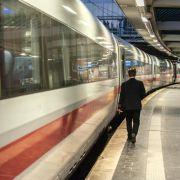 Eine Woche Streik! GDL legt Bahnverkehr lahm (Foto)