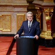 Gauck nennt Massaker an Armeniern erstmals Völkermord (Foto)