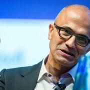 Microsoft verdient weniger - feiert aber Erfolge im Cloud-Geschäft (Foto)