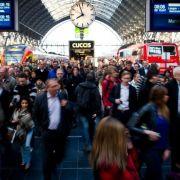 Züge fahren wieder weitgehend nach Fahrplan (Foto)