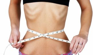 Lydia Davies nahm pro Tag nur 13 Kalorien zu sich. (Foto)
