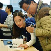 Apple Watch wird ausgeliefert (Foto)