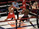 Wladimir Klitschko besiegt Bryant Jennings nach Punkten. (Foto)