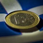 Große Mehrheit der Griechen will Euro behalten (Foto)