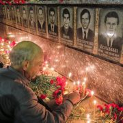 Ukraine hofft auf Geld für Tschernobyl-Schutzhülle (Foto)