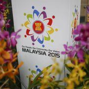Asean-Gipfel: Philippinen fordern Einigkeit gegen China (Foto)