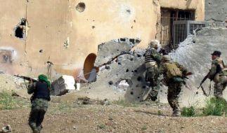 Massenhinrichtung im Irak: Militär dementiert (Foto)