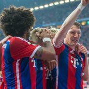 Bayern zum 25. Mal deutscher Meister (Foto)