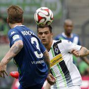 Gladbach macht München zum Meister: 1:0 gegen Wolfsburg (Foto)