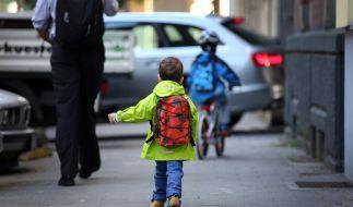 Fünfjähriger macht Spritztour mit Familienauto und kracht in einen Zaun (Symbolbild). (Foto)
