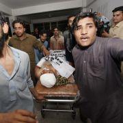 Mindestens 44 Tote bei heftigen Unwettern in Pakistan (Foto)