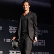 Brad Pitt: Blutige Wunde nach Flip-Flop-Unfall (Foto)