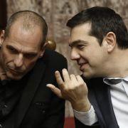 EU-Kommission will Wachstumsprognose für Griechenland senken (Foto)